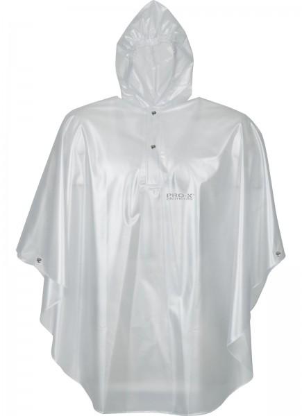 Kinder-Regenfolienponcho transparent RAINY